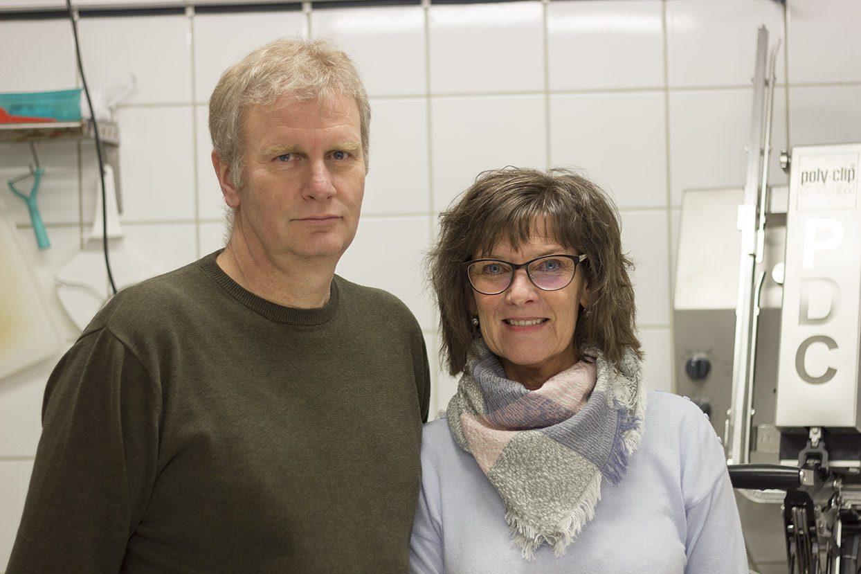 Ramona Narvesen og Tor Egil Torp
